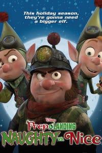 Disney Prep & Landing 2: Naughty vs. Nice as Noel