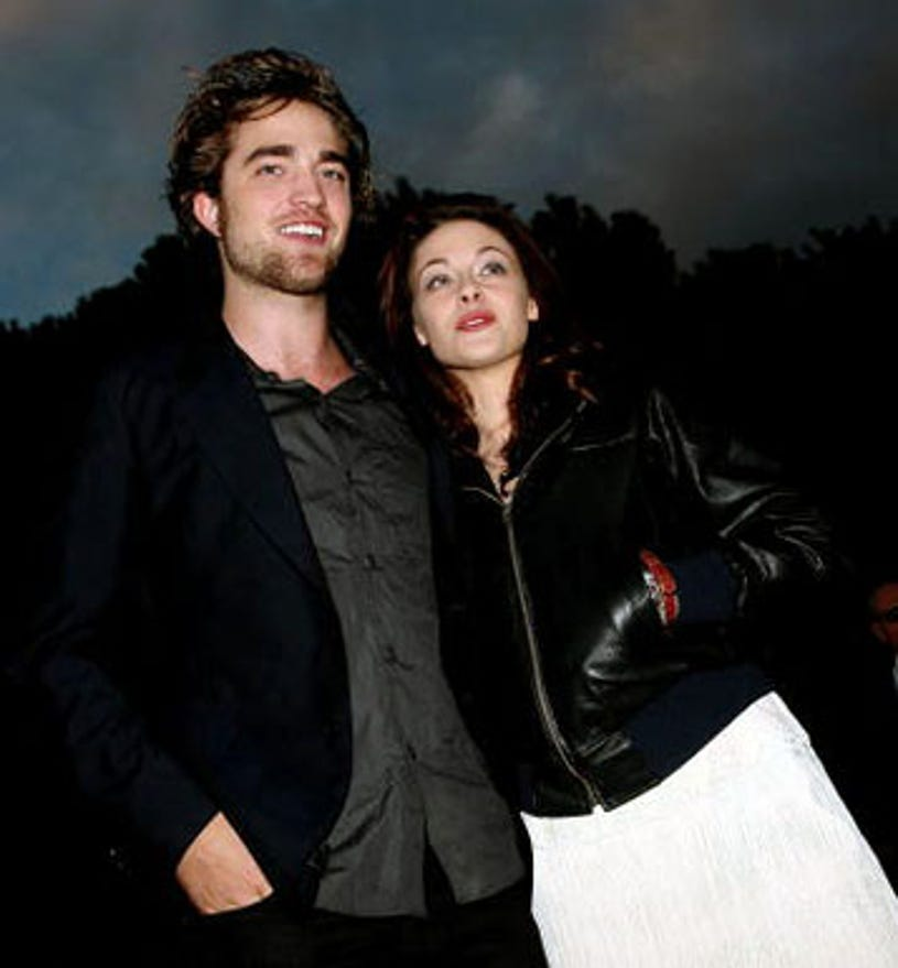 Robert Pattinson and Kristen Stewart - The 'Twilight' premiere during the 3rd Rome International Film Festival in Italy, October 30, 2008