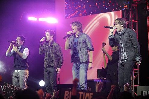 Big Time Rush - Logan Henderson, James Maslow, Kendall Schmidt, Carlos Pena