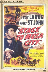 Stage to Mesa City as Henchman (uncredited)