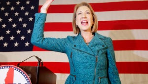Break Out the Trump Wig! Carly Fiorina Will Visit The Tonight Show Monday