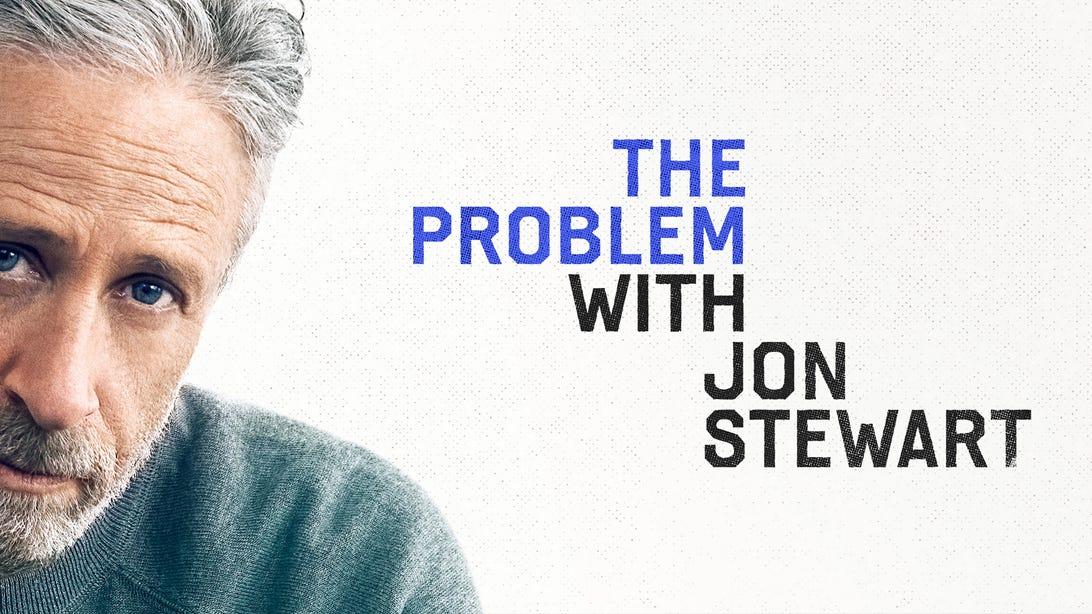Jon Stewart, The Problem With Jon Stewart