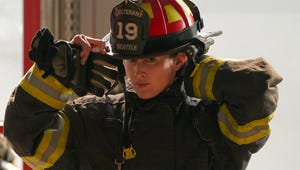 Station 19 Season 5 Premiere Doesn't Do Any Favors for Andy and Sullivan's Marriage