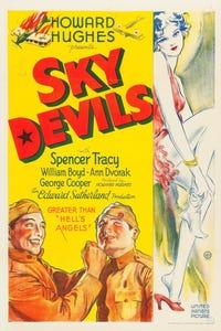 Sky Devils as Wilkie