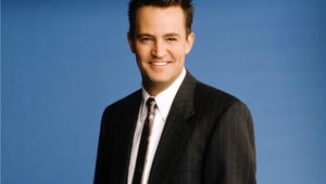 This Friends Plotline Was DOA for Matthew Perry