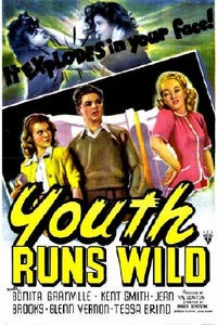 Youth Runs Wild as Toddy