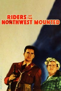 Riders of the Northwest Mounted as Jacques
