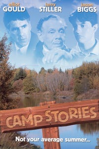 Camp Stories as Older David Katz