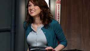 The Office's Ellie Kemper on Erin and Pete, a Very Dwight Christmas and Mindy Project
