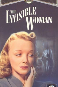 The Invisible Woman as Bill