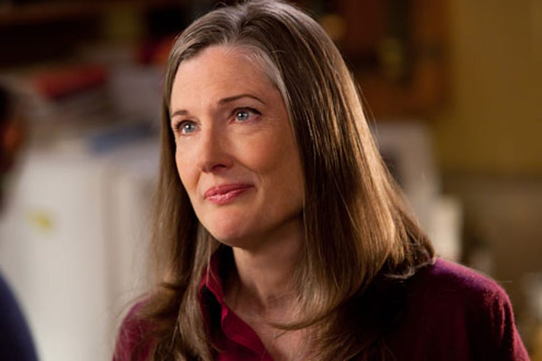 """Smallville - Season 10 - """"Beacon"""" - Annette O'Toole as Senator Kent"""