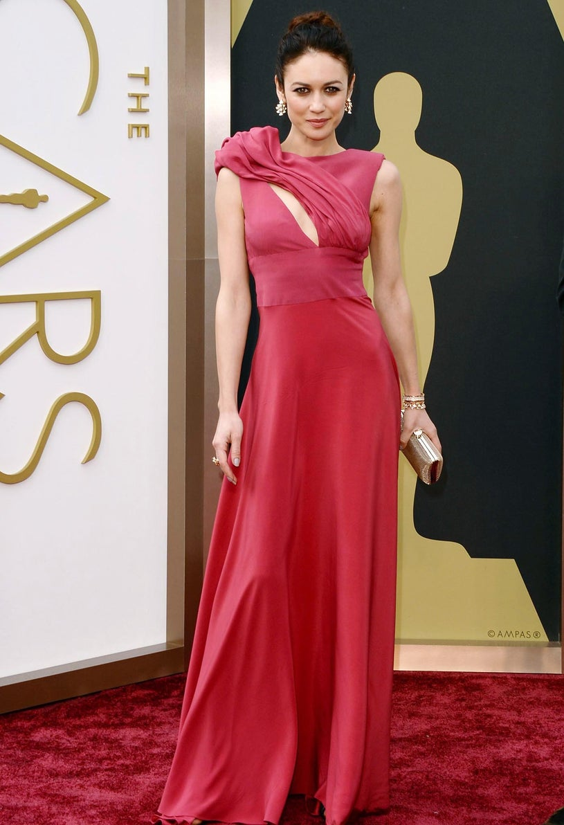 Olga Kurylenko- 86th Annual Academ Awards in Hollywood, California, March 2, 2014