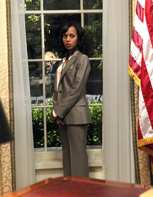 Scandal - Season 1 - Kerry Washington as Olivia Pope