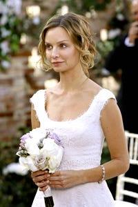 "Brothers & Sisters - Season 2, ""Holy Matrimony"" - Calista Flockhart as Kitty"