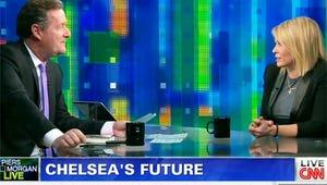 "Chelsea Handler Calls Piers Morgan a ""Terrible Interviewer"" on His CNN Show"