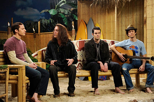 "Saturday Night Live - Season 35 - ""Joseph Gordon-Levitt"" Episode 1561 - Andy Samberg, Dave Matthews, Bill Hader, Joseph Gordon-Levitt"