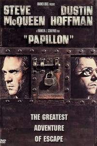 Papillon as Indian Chief