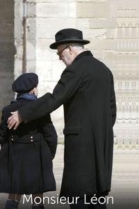 Monsieur Léon as Irène