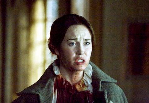 "Masters of Horror - Season 2, ""Black Cat"" - Elyse Levesque as Virgina"