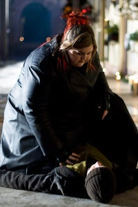 Lindsay Hollister as Patricia Evans