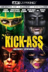 Kick-Ass as Todd