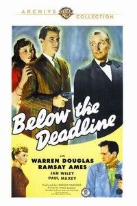 Below the Deadline as Jeffrey Hilton