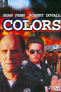 Colors as C.R.A.S.H. Officer