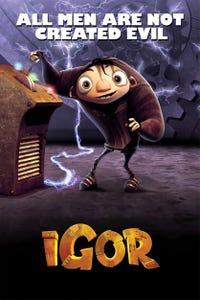Igor as Scamper