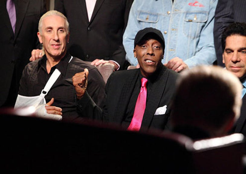 """The Celebrity Apprentice - Season 12 - """"How Much Is That Celebrity In The Window?"""" - Dee Snider, Arsenio Hall and Lou Ferrigno"""