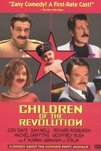 Children of the Revolution as Anna