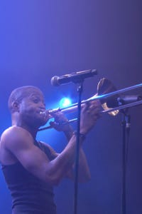 Trombone Shorty as Trombonist