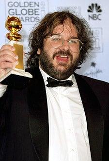 Peter Jackson - 61st Annual Golden Globe Awards