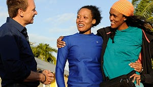 Amazing Race Winners Kisha and Jen: We Feel Very Accomplished