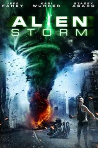 Alien Tornado as Gail Curtis