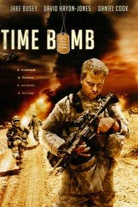 Time Bomb as Michael Bookman