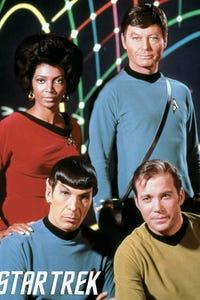 Star Trek as Arne Darvin