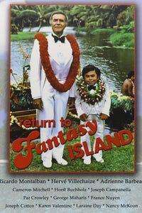 Return to Fantasy Island as Ann