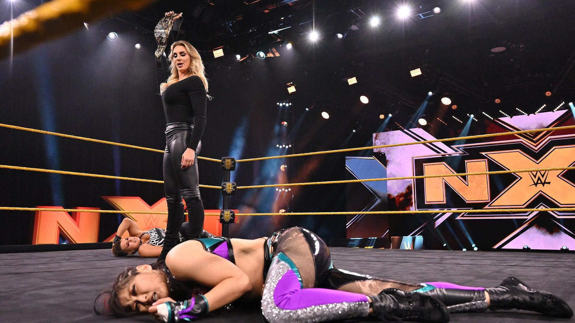Charlotte Flair, NXT