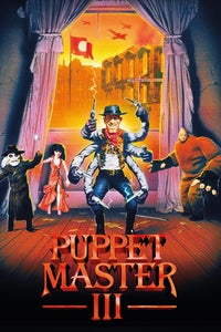 Puppet Master III - Toulons Rache as General Müller