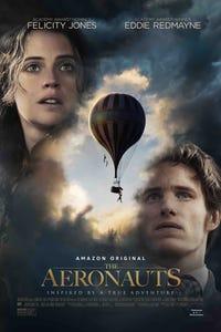 The Aeronauts as James Glaisher
