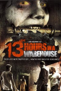 13 Hours in a Warehouse as Mike Hancock