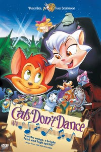 Cats Don't Dance as Danny the Cat