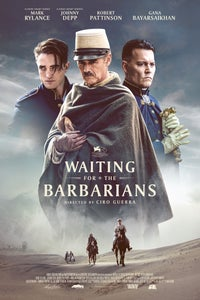 Waiting for the Barbarians as Officer Mandel