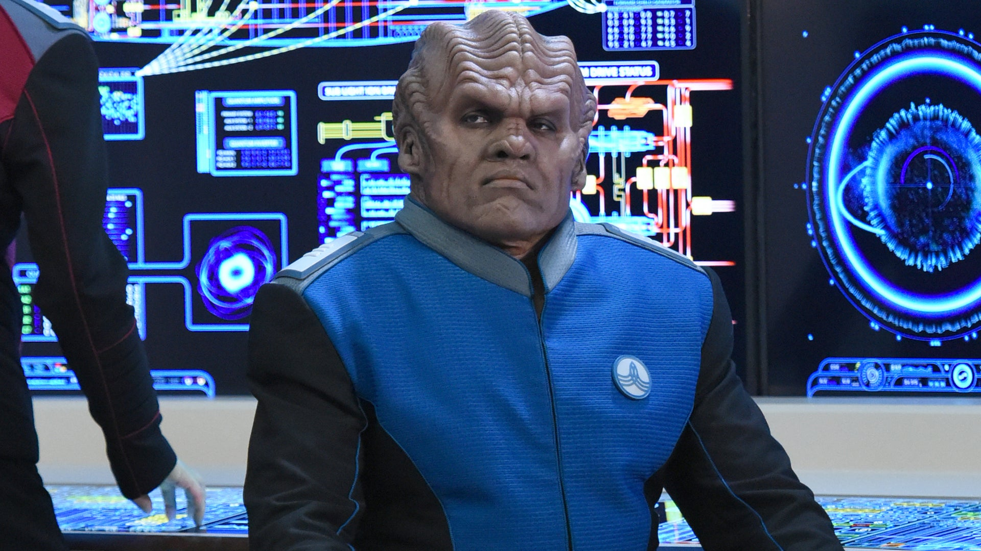 Peter Macon, The Orville