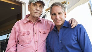 """NCIS: New Orleans' Scott Bakula Teases the Quantum Leap Reunion: """"It Was a Good Day for the Old Guys"""""""