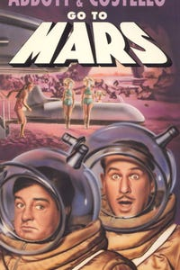 Abbott and Costello Go to Mars as Police Sergeant