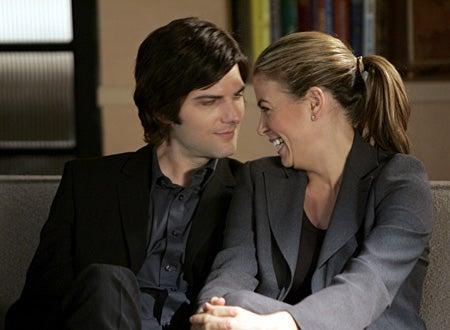 Tell Me You Love Me - Adam Scott as Palek, Sonya Walger as Carolyn
