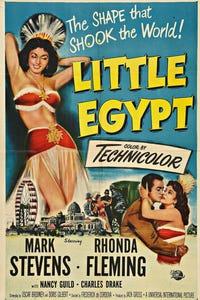Little Egypt as Meheddi