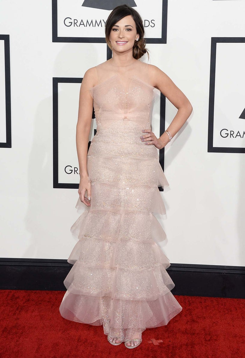 Kacey Musgraves - 56th Annual Grammy Awards in Los Angeles, January 26, 2014