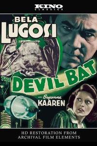 The Devil Bat as `One-Shot' McGuire